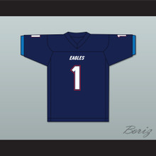 Kyler Murray 1 Allen High School Eagles Navy Blue Football Jersey