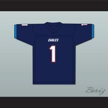 Kyler Murray 1 Allen High School Navy Blue Football Jersey