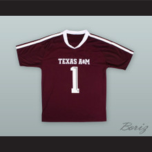 Kyler Murray 1 Texas A&M Aggies Maroon Football Jersey