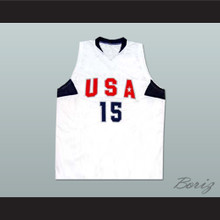 Carmelo Anthony USA National Team Basketball Jersey
