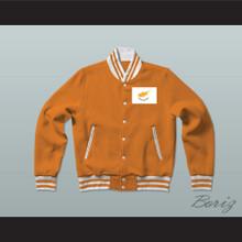 Cyprus Varsity Letterman Jacket-Style Sweatshirt
