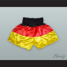 Germany Flag Boxing Shorts