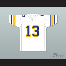 Dan Marino 13 Central Catholic High School Vikings White Football Jersey