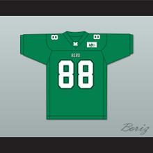 Randy Moss 88 Marshall Herd Green Football Jersey