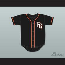 Artie Decker 1 Fresno Grizzlies Baseball Jersey Parental Guidance