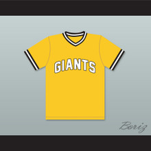 Barker Simmons 3 Giants Little League Baseball Jersey Parental Guidance
