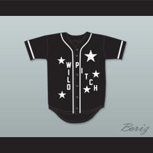 Wild Pitch 88 Black Baseball Jersey