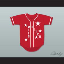 Wild Pitch 88 Red Baseball Jersey