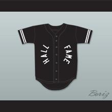 Hall of Fame 13 Black Baseball Jersey