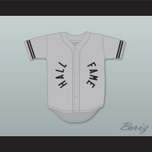 Hall of Fame 13 Gray Baseball Jersey