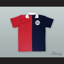 C.D. FAS Retro Soccer Jersey