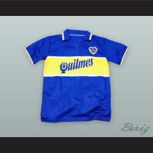 Diego Maradona 10 C.A. Boca Juniors Soccer Jersey