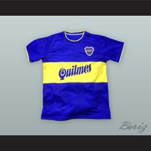 Juan Riquelme 10 C.A. Boca Juniors Soccer Jersey