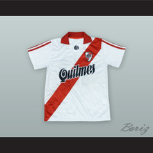 Pablo Aimar 10 River Plate Soccer Jersey