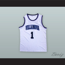 Jalen Brunson 1 Villanova White Basketball Jersey