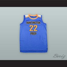 Andrew Wiggins 22 Huntington Prep Basketball Jersey