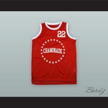 Jayson Tatum 22 Chaminade College Preparatory School Red Alternate Basketball Jersey