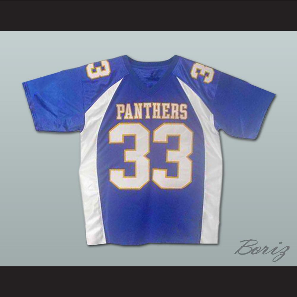 Friday Night Lights Tim Riggins 33 Dillon Panthers High School Football  Jersey. Price   55.99. Image 1 8e369ec68
