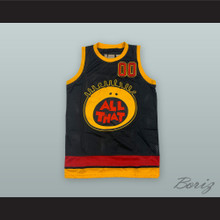 Kel Mitchell 00 All That Basketball Jersey
