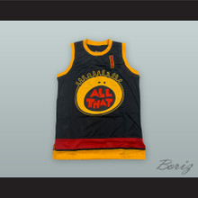 Nick Cannon 1 All That Basketball Jersey