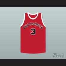 Ernie Calverley 3 Providence Steamrollers Basketball Jersey
