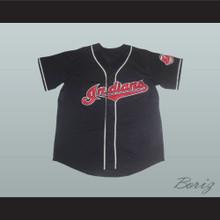 Rick Vaughn Wild Thing Major League Baseball Jersey Black