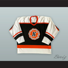 Fort Wayne Komets Black Hockey Jersey