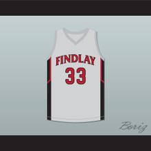 Bol Bol 33 Findlay Prep Gray Basketball Jersey 2