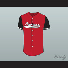 Tampa Smokers Baseball Jersey Stitch Sewn Any Player Red
