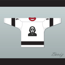 Ghostface 96 Scream Hockey Jersey