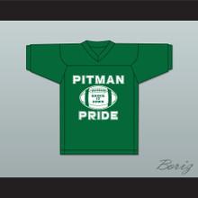 Colin Kaepernick 4 Pitman Pride Practice Green Football Jersey 2