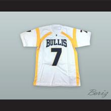 Dwayne Haskins 7 Bullis School Bulldogs White Football Jersey