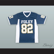 Julio Jones 82 Foley High School Lions Blue Football Jersey