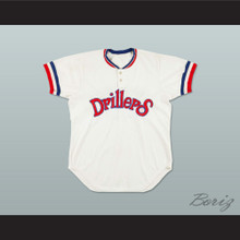 Sammy Sosa 24 Tulsa Drillers Old School Style Jersey NEW Stitch Sewn