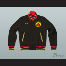 Kel Mitchell All That Black Varsity Letterman Jacket-Style Sweatshirt