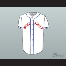 Jazzy Jeff 2 West Philly Baseball Jersey Stitch Sewn