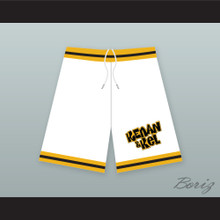 Kenan & Kel White Basketball Shorts