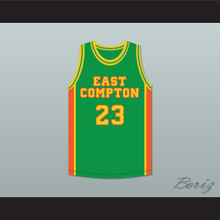 East Compton Clovers Green Basketball Jersey