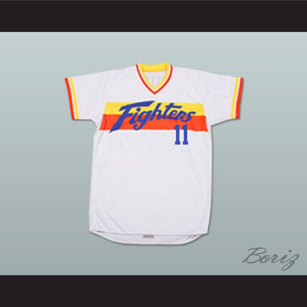 sports shoes ba60b 30d18 Yu Darvish Hokkaido Nippon-Ham Fighters Baseball Jersey