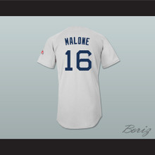 Ted Danson Sam Malone Cheers Baseball Jersey Any Name or Number New