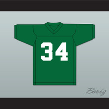 Vince 34 Comebacks Tryout Green Football Jersey