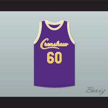 Nipsey Hussle 60 Crenshaw Purple Basketball Jersey 1