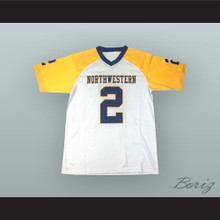 Amari Cooper 2 Miami Northwestern Senior High School Bulls Football Jersey