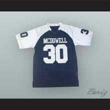 James Conner 30 McDowell High School Trojans Navy Blue Football Jersey