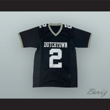Landon Collins 2 Dutchtown High School Griffins Black Football Jersey