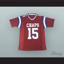 Drew Brees 15 Westlake High School Chaparrals Red Football Jersey
