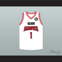 LaMelo Ball 1 Illawarra Hawks White Basketball Jersey 1