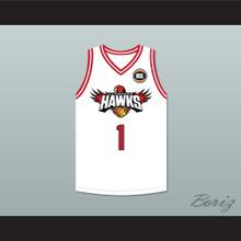 LaMelo Ball 1 Illawarra Hawks White Basketball Jersey 2
