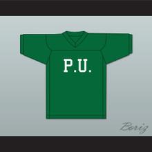 Barney Gorman 00 P.U. Green Football Jersey