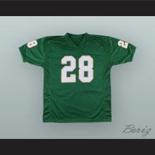 Rocky Bleier 28 Notre Dame Green Football Jersey
